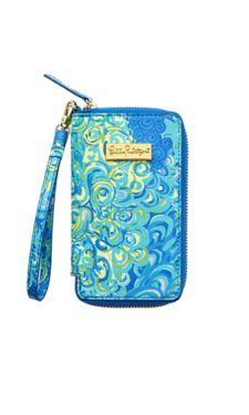 Sea Blue Lillys Lagoon Accessories Small