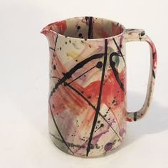 Do you remember your mom putting milk into a pitcher for the breakfast table Such a little thing; so much practical love in that extra effort Thanks for making life beautiful mom! click now for info. Ceramic Pottery, Ceramic Art, Modern Interior, Interior Design, Modern Aesthetics, Ceramic Studio, Ceramic Design, Art Lesson Plans, Vintage Ceramic