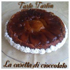 la casetta di cioccolato: Tarte Tatin con pata sucreè di Pierre Hermè