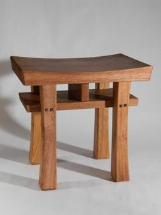 Asian Style Bench (Größe S) Asian Style Hocker von Benchcrafts - Wood Workings Used Woodworking Tools, Woodworking Bench Plans, Japanese Woodworking, Woodworking Logo, Woodworking Furniture, Woodworking Projects, Woodworking Videos, Woodworking Chisels, Woodworking Store