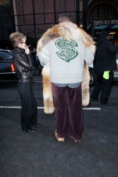 Oh my, Andre Leon Talley. This is so me.