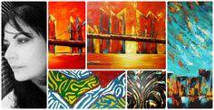 "DE LA SERIE ""EN MI MUNDO""  DIANA FRANCIA G.O. ARTISTA PLÁSTICA - Create your own beautiful photo gallery on Slidely Diana, Create Your Own, Create Yourself, Photo Galleries, Beautiful, Gallery, Painting, World, France"