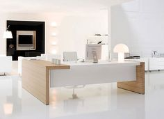 Office Desk Design Ideas Furniture Corner Office Desk Office Incredible Cubicle Decoration With The White Modern Chairs Excellent Stylish Italian And ... & Coolest Designer Executive Desks 28 For Interior Design For Home ...