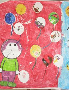 ...Το Νηπιαγωγείο μ' αρέσει πιο πολύ.: Θυμός - Ηρεμία , Το φανάρι διαχείρισης του θυμού.