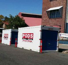 Looking for event storage? PODS offers a mobile and temporary storage solution with flexibility and convenience across a wide range of event situations. Pods Moving And Storage, Storage Pods, Storage Containers, Secure Storage, Self Storage, Temporary Storage, Big Houses, Storage Solutions, Flexibility