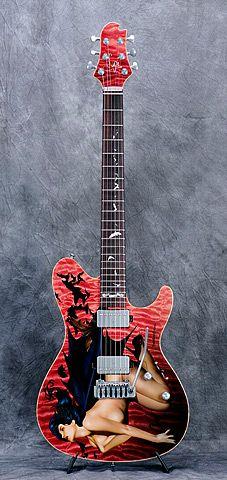 Sugi Guitars DS496 10th Anniversary LC