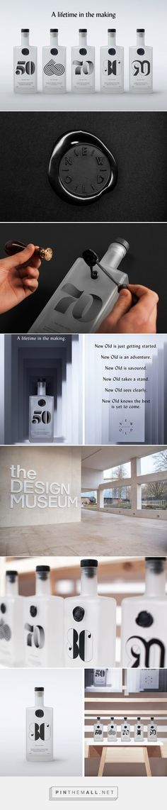Design Museum: New Old packaging design by Mother Design - http://www.packagingoftheworld.com/2017/02/design-museum-new-old.html