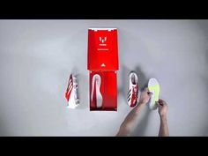 SoccerBible Unboxing // adidas f50 adizero Messi : Football Boots : Soccer Bible