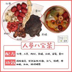 Chinese Herbal Tea, Herbal Teas, Tea Benefits, Flower Tea, Chinese Medicine, Tea Recipes, Herbalism, Beef, Meals