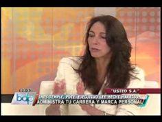BUENOS DIAS PERÚ - Entrevista a Inés Temple