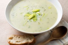 Use healthy, vitamin-rich superfoods to make these delicious and nutritious hot and cold soups.