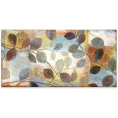 Studio 212 'Autumn Muse' Textured Canvas Wall Art ($92) ❤ liked on Polyvore featuring home, home decor, wall art, art, yellow, abstract home decor, yellow wall art, yellow home decor, motivational wall art and autumn home decor