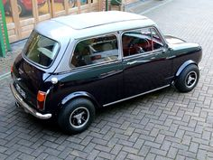 #Radford #Mini #Cooper #1275 #S #Mk3