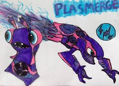 slugterra powerful slugs | Plasmerge: fires plasma blasts lives in voltstorm caves; rare