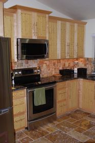 Home Remodeling Tip: How to Hang Upper Wall Cabinets