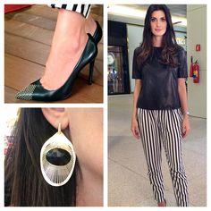 Inspiração: Isabella Fiorentino    por Bruna Mayla | Uma garota e seu jeans       - http://modatrade.com.br/inspira-o-isabella-fiorentino