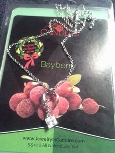 Free Giveaway: Bayberry Tart (Discontinued) with mystery jewelry.    Enter Here: http://www.giveawaytab.com/mob.php?pageid=522836594478815