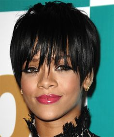 short black female hairstyles