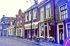 Keppelstraat zoals ik die zag op 7augustus 1968