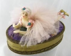 ▣⊹▣ boudoir doll candy box ▣⊹▣