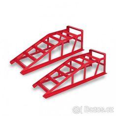 Nájezdové rampy - servisní nájezdy pro auta 2000kg, 2tuny. - Kladno, prodám