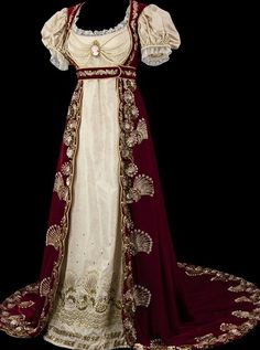 vintage dresses 1800 15 best outfits – Page 15 of 15 - Historical Dresses Vintage Gowns, Vintage Outfits, Vintage Fashion, Vintage Clothing, Dress Vintage, 1800 Clothing, 1920s Dress, Old Dresses, Pretty Dresses