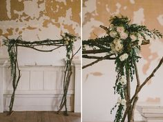 A Wedding at an Abandoned Church: Paige + John | Green Wedding Shoes Wedding Blog | Wedding Trends for Stylish + Creative Brides