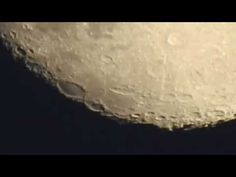 Guy Uses Camera to Zoom in on Moon - YouTube