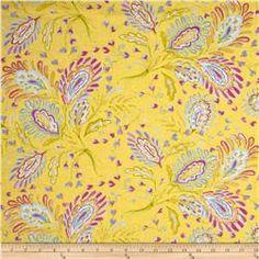 Dena Designs Home Décor Sunshine Heather Yellow