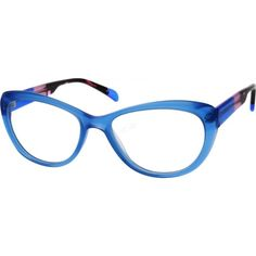 A full-rim acetate frame for women with a cat-eye style.  ...Price - $23.95-mrBvU3tV