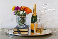 How to Build the Perfect Spring Bouquet