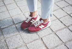 Sneakers femme - New Balance (©Tokyobanhbao)