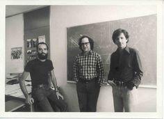 Adi Shamir(Israel), Ron Rivest(USA) and Leonard Adleman(USA): Inventors of the RSA Algorithm