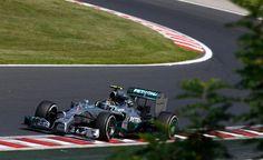 Nico Rosberg - Mercedes AMG Petronas Formula One Team