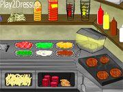 online burger games
