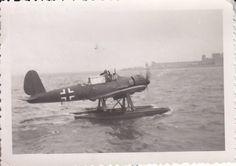 Arado Ar 196A, 6W+...N, 5./Bordfliegerstaffel 196, Cherbourg, 30.1.1941.