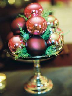 Festive holiday display