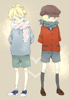butters and pip