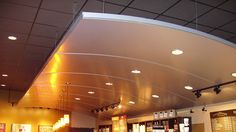 Starbucks | Architectural Graphics Incorporated Virginia Beach | Metallic Finish | ALPOLIC®/PE - Learn more about the project at http://alpolic-americas.com/en/example-projects/starbucks?utm_source=Pinterest&utm_medium=social&utm_campaign=ALPOLIC_website_September