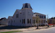 Hammond's Ferry, North Augusta, SC - Allison Ramsey Architects