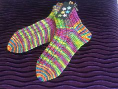 My handmade socks