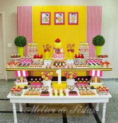 Atelier de Festas: Festa Magali II