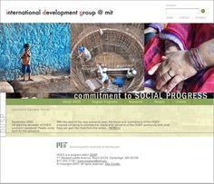 MIT/IDG Website