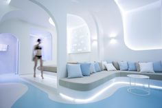Completed in 2016 in Thira, Greece. Images by Akis Paraskevopoulos. After a successful collaboration for Andronikos hotel in Mykonos, KLab architecture and Andronikos hotels joined forces again for a new hotel in...