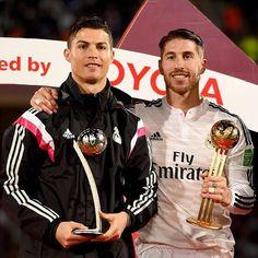 Cristiano and Sergio