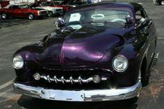 Lead sled. Love purple and matte black!