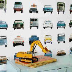 Vintage Cars Wallpaper