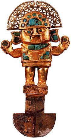 Arte precolombino - marcelaagudeloinev Ancient Words, Call Art, Inca, Tumi, Ancient Civilizations, Tribal Art, Prehistoric, Archaeology, South America
