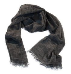 Scarf wool linen ErmesOutfit.