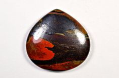 Zebra Tiger Eye cabochon by Fabbydabbystones on Etsy, $16.00